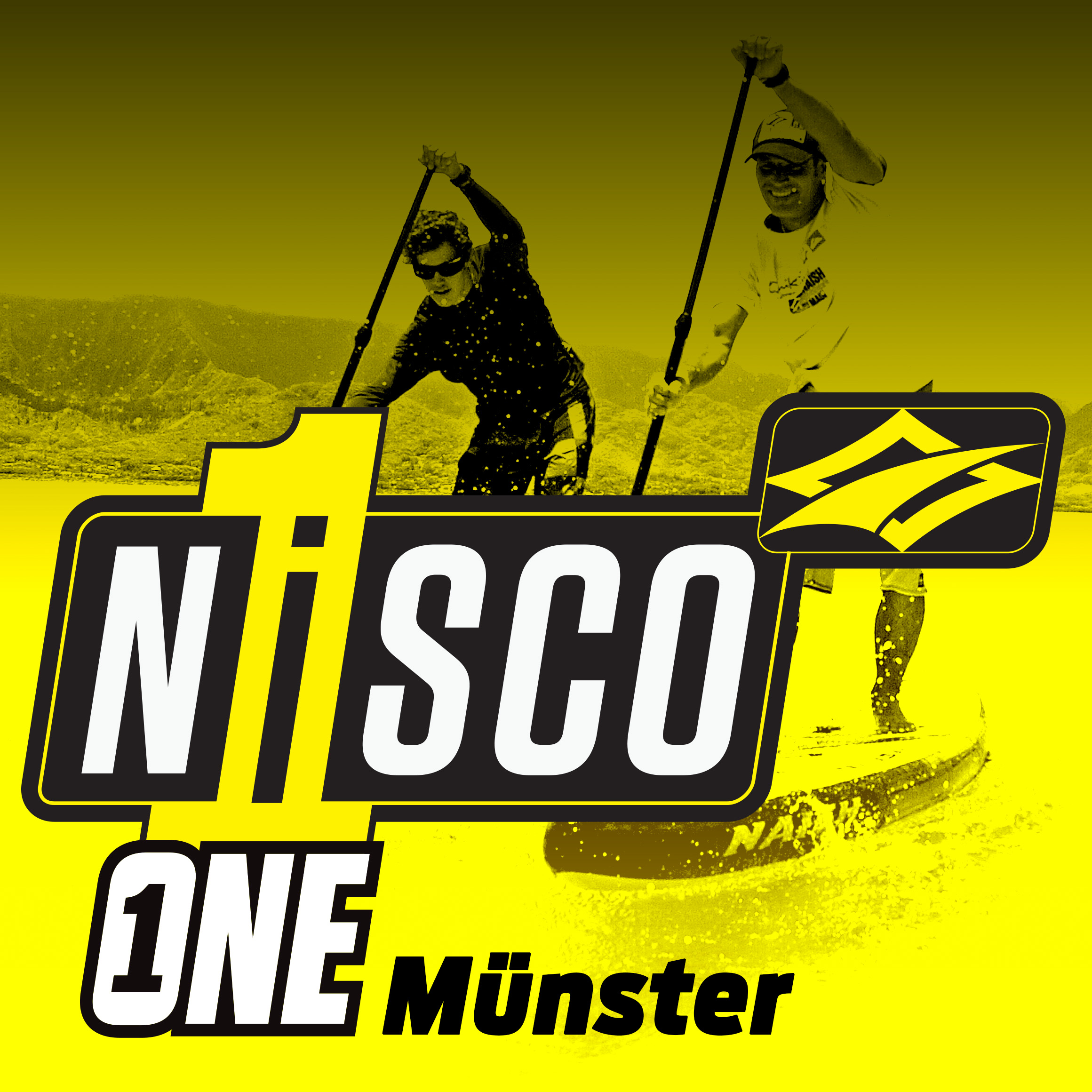 naish one sup muenster