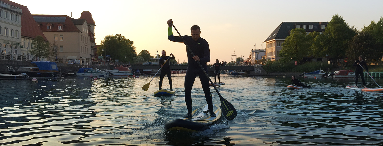 naish one sup race